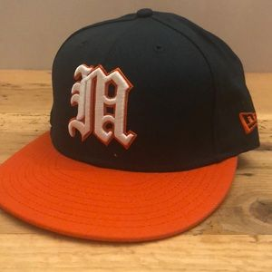 Miami Hurricanes New Era Fitted Hat 7